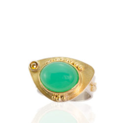 "RG–105: 24k,22k 18k gold, sterling silver, rose cut diamond.Size 9.5. $1500.00 [add_to_cart id=""768""]"